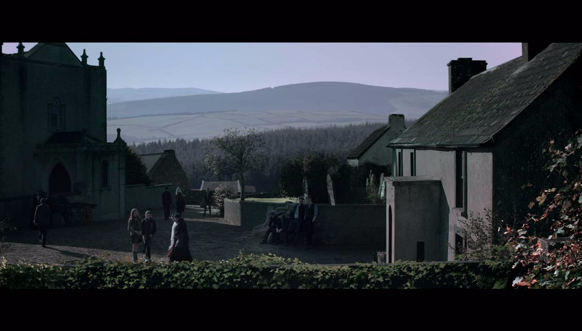 the lodgers background replacement wexford ireland bowsie VFX